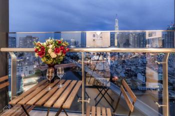 Bán căn hộ 2PN Ba Son DT 72m2, view L81 ngắm pháo hoa, đầy đủ nội thất giá 6.8 tỷ bao thuế phí