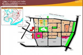 Chú 4 kẹt tiền, cần bán gấp lô đất 192m2, KDC Đông Thủ Thiêm, ngay Nguyễn Duy Trinh Q.2, 0901194345