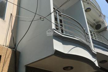 Cho thuê nhà hẻm 3m Mai Xuân Thưởng, 30m2, 1 lầu 2 phòng