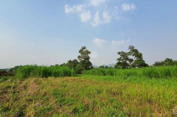 Bán đất thổ cư gần hồ có hai mặt đường giáp với hồ Đồng Chanh tại Lương Sơn, Hòa Bình
