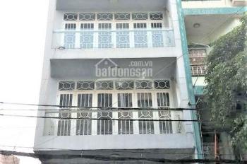 Nhà mới 4,5 lầu MT Lũy Bán Bích, Tân Phú. DT: 562m2, 10PN (giá thuê 40tr)