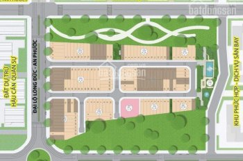 Cần bán đất nền Sân Bay Long Thành, Đại Lộ Long Đức, An Phước, Long Thành, giá 10tr/m2, 0707727.727