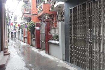 Gia đình chuyển công tác cần bán gấp căn nhà trong ngõ 49 Nguyễn Công Trứ, Lê Chân, Hải Phòng