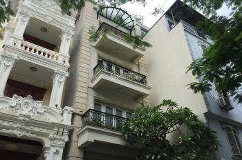 Bán tòa nhà mặt phố Trần Đăng Ninh - Hà Đông 66m2* 7 tầng hiện đại, giá 8.7 tỷ