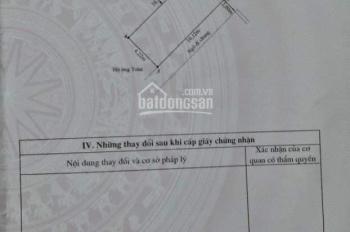 Bán đất lô góc mặt đường Vĩnh Tiến, Lê Chân, Hải Phòng