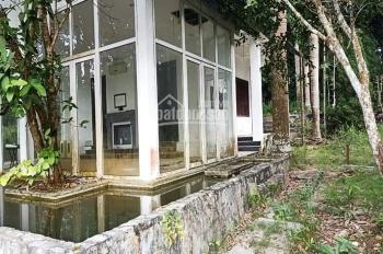 Cần bán nhà đất 4ha đã có khuôn viên chưa hoàn thiện đất làm khu nghỉ dưỡng, homestay giá hấp dẫn