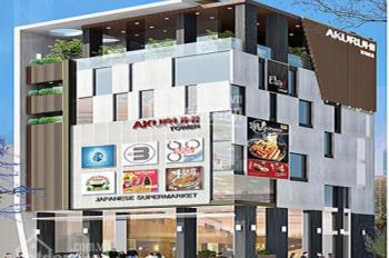 Akuruhi Tower - Cho thuê văn phòng Quận 1 đường Trần Quang Khải, diện tích 300m2. LH: 0906.391.898