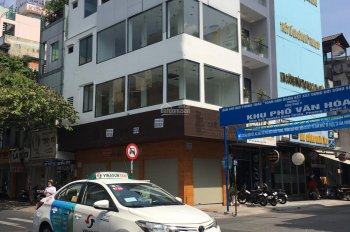 Cho thuê văn phòng MT Nguyễn Thái Bình Q1, chỉ 80tr