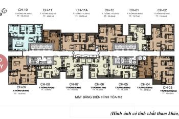 Bán căn hộ Vinhomes Metropolis 148m2, 4PN rộng nhất M3 căn số 10 VIP giá siêu rẻ 11,2 tỷ bao phí
