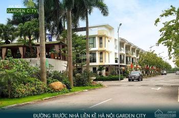 Cần bán từ 49tr/m2, biệt thự liền kề Hà Nội Garden City, ở luôn, miễn 5 năm dịch vụ, CK cao