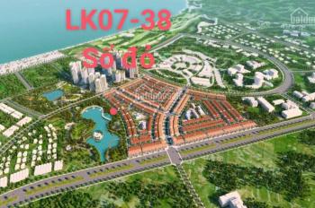 Bán nền lô LK07-39 dự án Nhơn Hội New City, vị trí đẹp, đã có sổ đỏ