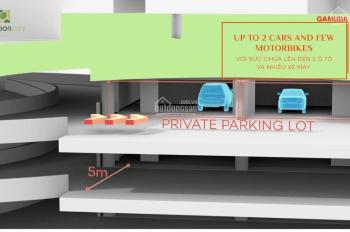 Căn hộ hạng sang có bãi đỗ xe hơi tận nhà dành cho giới thượng lưu