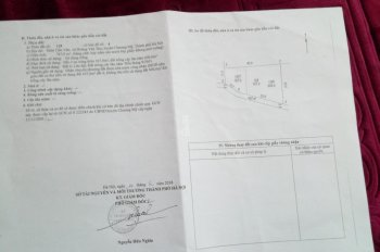 Chính chủ bán gấp lô đất tại thôn Tiến Văn, xã Hoàng Văn Thụ, Chương Mỹ, HN, 767m2. Giá bán 900tr
