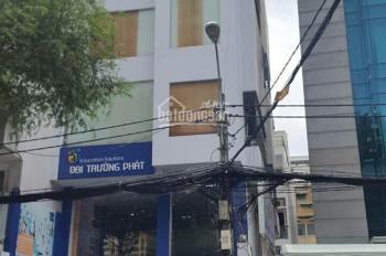 Cho thuê nhà góc 2 mặt tiền Nguyễn Thiện Thuật, phường 2 quận 3. DT 12x6m, 6 tầng, thang máy