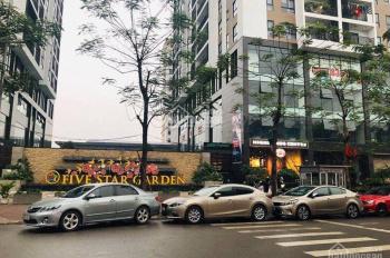 Bán nhà chia lô Hoàng Đạo Thành, Thanh Xuân, 42m2 x 5 tầng mới, gara ô tô vào nhà