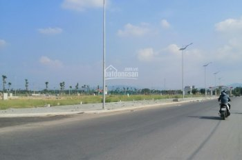 Đất nền hai mặt tiền ngay trung tâm TP Quảng Ngãi giá đầu tư