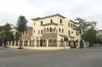 Bán căn biệt thự Đất Quảng siêu vip 431m2, căn góc 3 mặt đường đẹp nhất tại KĐT Vinhomes Thăng Long