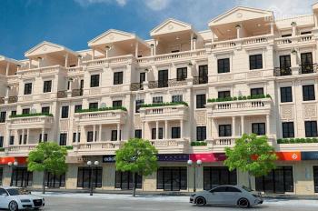 Cho thuê biệt thự mặt phố Phan Văn Trị - Cityland Park Hills 10mx20m trệt 4L 0961901688