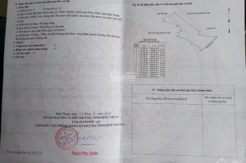 Cần bán 39696.1m2 đất thôn Thiện Sơn xã Thiện Nghiệp thành phố Phan Thiết, Bình Thuận