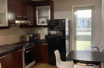 Cho thuê căn hộ Hùng Vương Plaza - Q5, DT 130m2, 3PN, 3WC, nhà đầy đủ nội thất, giá 20tr/tháng