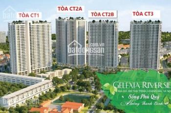 Bán căn hộ 14 tầng 23 chung cư Gelexia Riverside 885 Tam Trinh Yên Sở Hoàng Mai