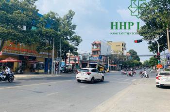 Cho thuê nhà VIP 3 mặt tiền, 1 trệt 3 lầu, 3 mặt tiền đường Phạm Văn Thuận, Biên Hòa