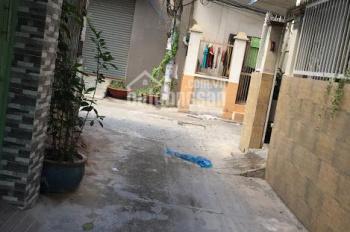 Bán nhà hẻm thông 1/ Lê Văn Phan, ngay khu chợ vải, DT 4m x 9m, 2 lầu + ST. Giá 3,85 tỷ