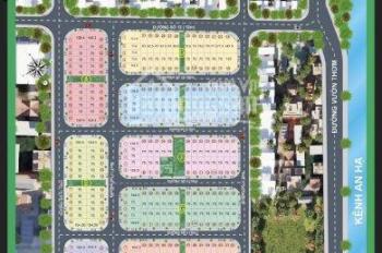 Cần bán đất MT đường Vườn Thơm, Bình Lợi, Bình Chánh, giá 1.95tỷ/100m2, LH 0937063169