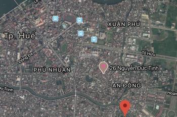Bán rẻ đất nền kiệt ô tô đường Hải Triều, cách chợ An Cựu 2 phút, thông An Cựu City, An Đông Villa
