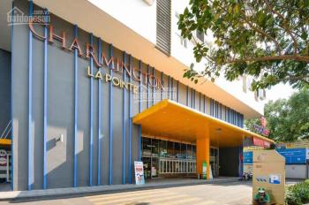 Mình cần cho thuê căn 2 PN full Charmington Cao Thắng, Q10, giá: 16 triệu /tháng. Lh 0938 655 315