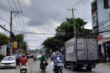 Bán nhà MTKD Bình Long, P. Phú Thạnh, Q. Tân Phú, DT 10x50m, cấp 4, gía 42 tỷ TL gần đường Văn Cao
