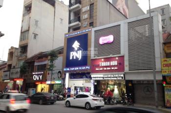 Cho thuê nhà mặt phố Thái Hà kinh doanh siêu đẹp. Diện tích: 280m2 x 2 tầng mặt tiền 10m