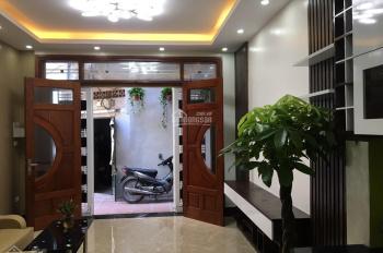 Bán nhà phố An Dương Vương, Ciputra, Phú Thượng, Tây Hồ, 35m2 x 5T mới cực đẹp, ô tô đỗ cửa, 2.8 tỷ
