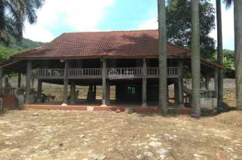 Nhượng lại khuôn viên nhà vườn giá rẻ diện tích 3000m2 tại Hòa Sơn, Lương Sơn, Hòa Bình giá 2.5 tỷ