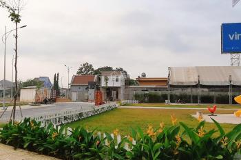 Bán nhanh lô LK 02 - 26,27 KDC Cát Linh, Long Thành, mặt tiền QL51, nhà thờ Thái Lạc, 2 tỷ nhận nền