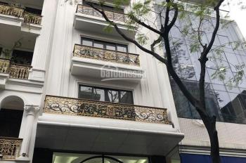 Bán tòa MP Lê Văn Thiêm, Lê Văn Lương, xây mới 8 tầng, thang máy, vị trí KD đắc địa, giá mùa dịch