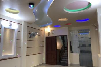 Nhà bán HXH 261 Chu Văn An, P12, Q. Bình Thạnh DT 4x10,5m, giá 6.4 tỷ