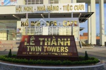 Bán căn hộ Lê Thành Twin Towers - 37m2 - 710 triệu (tặng nội thất) - LH: 0908.815.948