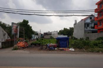 Bán đất xây xưởng, mặt tiền đường Bến Đình, An Nhơn Tây, Củ Chi, sổ hồng riêng, full thổ cư
