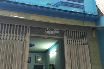 Cho thuê nguyên căn nhà hẻm 25 Nguyễn Minh Châu, Phú Trung, Tân phú, DT 3.5*10, 1 trệt, 1 lầu giả