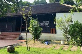 Biệt thự nghỉ dưỡng nhà vườn Huế - ngay tại Hà Nội - đầy đủ tiện nghi - giá hấp dẫn