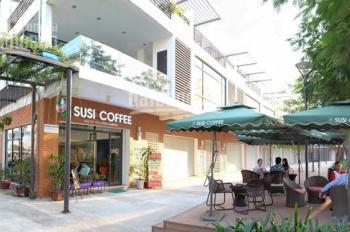 Bán nhà phố thương mại shophouse mặt hồ Yên Sở, DT 125m2 xây 4 tầng đã hoàn thiện, LH 0987 671 828