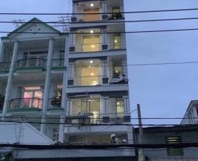 Không người quản lý bán khách sạn MT đường Lý Phục Man, Quận 7. DT: 4.5x16m, 13 phòng giá 14.9 tỷ
