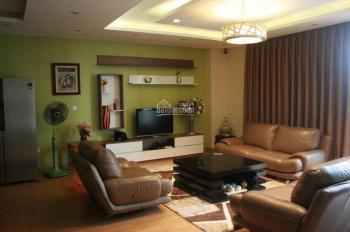 Bán gấp căn hộ Hà Đô Park View - CV Cầu Giấy. DT: 178m2, 04PN, full nội thất, giá 33 triệu/m2