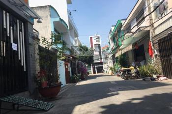 Bán nhà đường Hương Lộ 2, DT: 5m x 15m, 4.5 tấm, SHR. Giá: 6.85 tỷ thương lượng