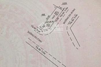 Bán lô đất 2 mặt tiền khu nhà ở An Phú 1 đường An Phú 17