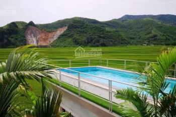 Cơ hội sở hữu ngay khu biệt thự nghỉ dưỡng cao cấp Beverly Hill, tại Lương Sơn, Hòa Bình, DT 679m2