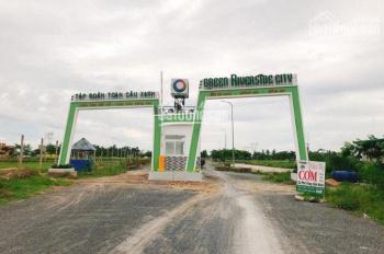 Cần tiền bán gấp lô đất dự án An Hạ, diện tích 95m2 giá 1,1 tỷ, xã Phạm Văn Hai, Bình chánh, TPHCM