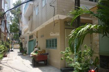 Nhà góc 2 mặt tiền, đẹp, 2 lầu đường Cao Thắng, Q. 3. 5m x 12m, giá 10,8 tỷ