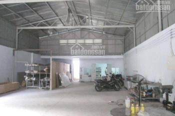 Cho thuê kho xưởng đường Bưởi dt 400m2 xe ô tô vào thoải mái, có thể chia nhỏ do yêu cầu